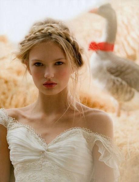 pletenica na venčanju