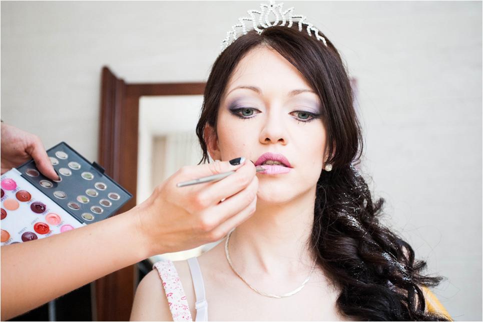 mlada se priprema za vencanje