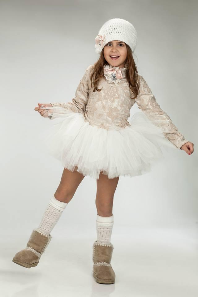 moderna haljinica za devojčice