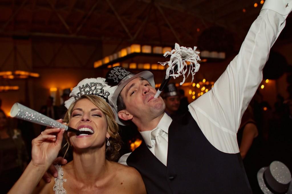 proslava Nove godine i venčanja
