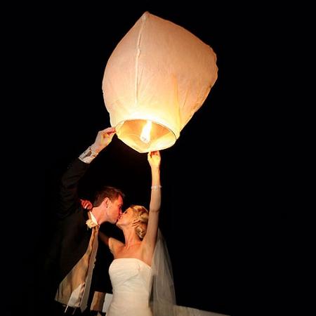 specijalni efekti za vencanje lanterne