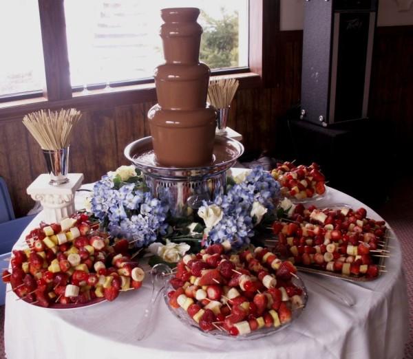 čokoladna fontana